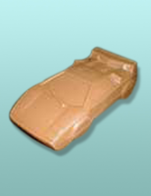3D Chocolate Sports Car VI