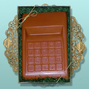 Chocolate Calculator Large Party Favor