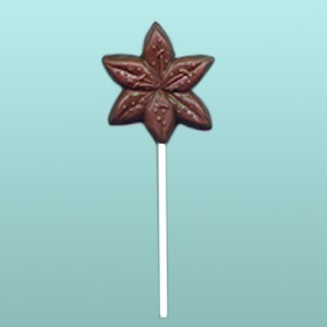 Chocolate Stargazer Lily Party Favor