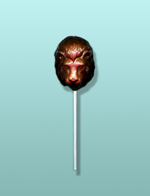 Chocolate Lion Face I Party Favor