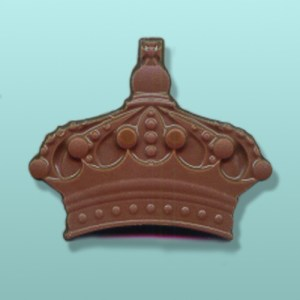 Chocolate Majesty Crown Party Favor