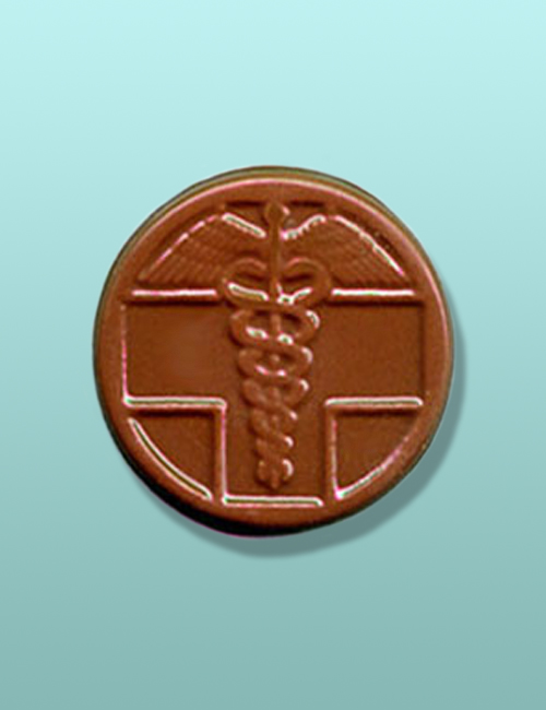 Chocolate Medical Symbol Party Favor
