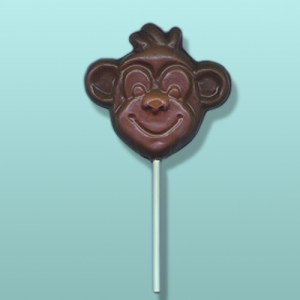Chocolate Monkey Face II Party Favor