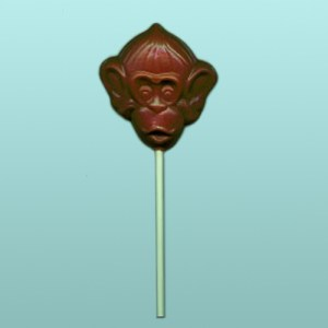 Chocolate Monkey Face I Party Favor
