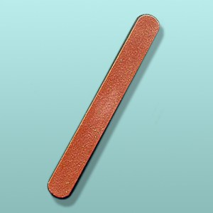 Chocolate Long Nail File Party Favor