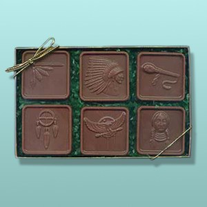 Chocolate Native American Gift Set