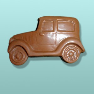 Chocolate Antique Car IV