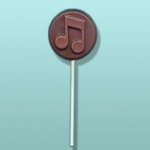 Chocolate Double Note Lolly