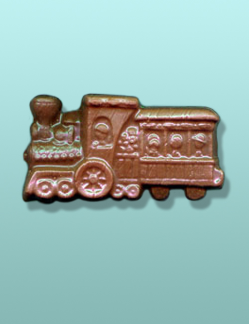 Chocolate Passenger Train Favor