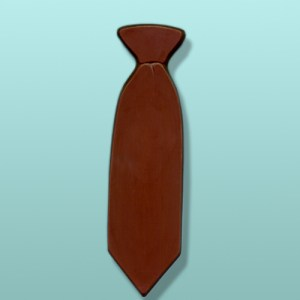 Chocolate Tie Favor - Plain
