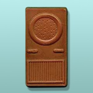 Chocolate Police Radio Party Favor