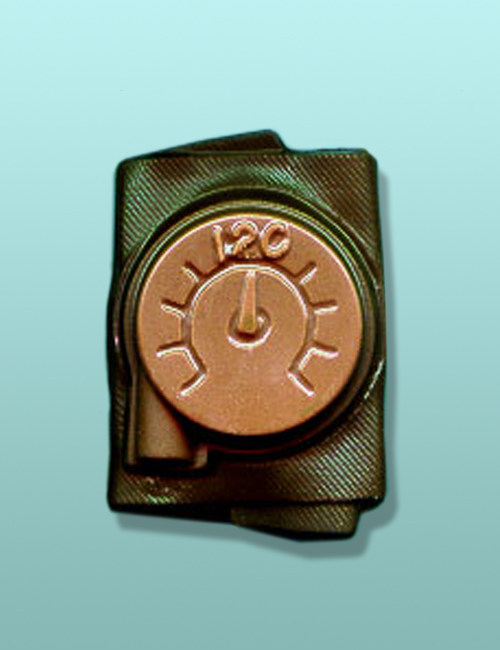 Chocolate Blood Pressure Cuff Favor