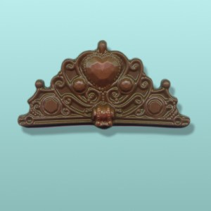 Chocolate Princess Tiara Favor