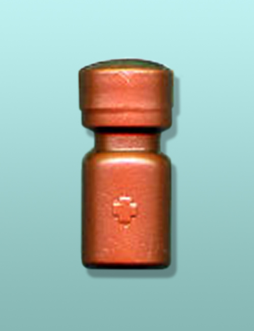 Chocolate Pill Bottle Small Favor
