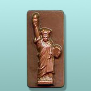 Chocolate Statue of Liberty Favor