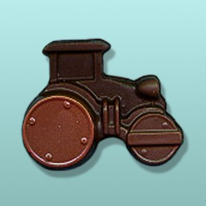 Chocolate Steam Roller Favor