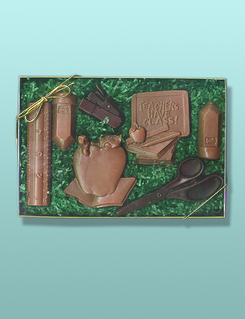 Chocolate Teacher Large Gift Set