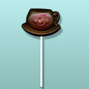 Chocolate Tea Cup Party Favor