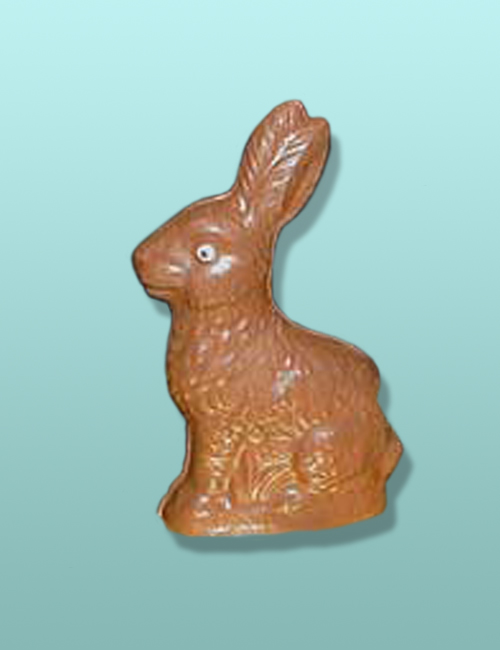 Chocolate Traditional Easter Bunny - Large
