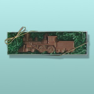 Chocolate Locomotive Train