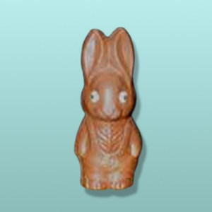 3D Chocolate Trouser Bunny