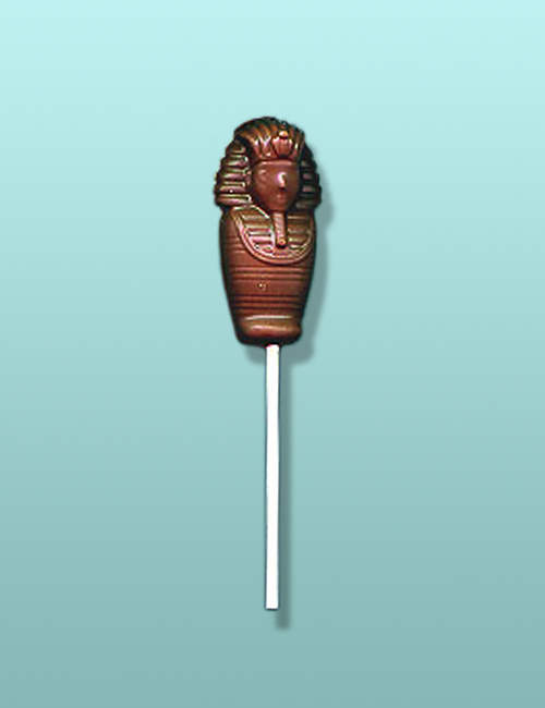 Chocolate King Tut Tomb Party Favor