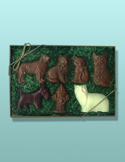 Chocolate Veterinarian Gift Set