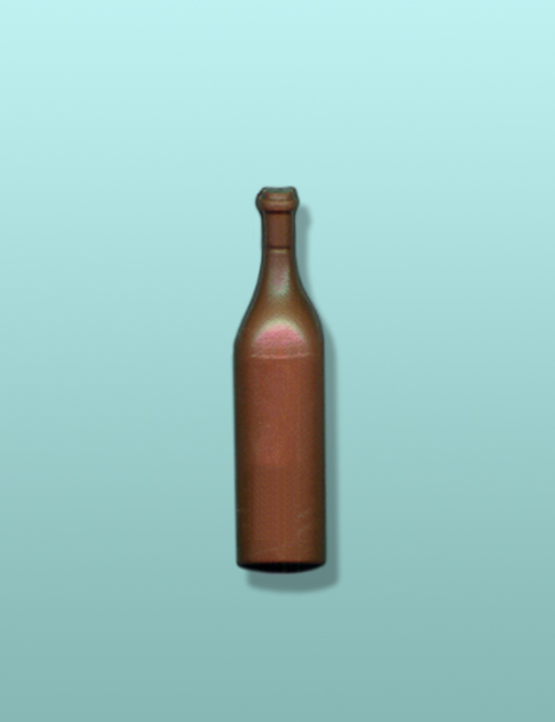 Chocolate Wine Bottle Medium Party Favor