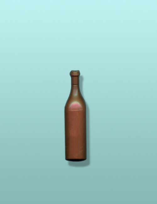 Chocolate Wine Bottle Small Party Favor