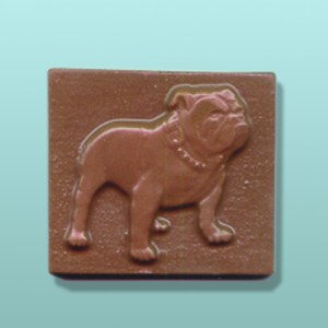 CHOCOLATE BULLDOG FAVORS