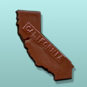 CHOCOLATE CALIFORNIA FAVORS