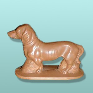 CHOCOLATE DACHSHUND DOG