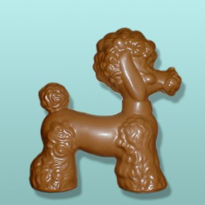 CHOCOLATE POODLE DOG FAVORS