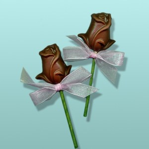 CHOCOLATE ROSE FLOWERS