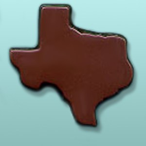 CHOCOLATE TEXAS FAVORS