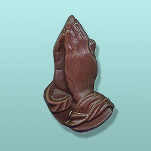Chocolate Praying Hands Party Favor II