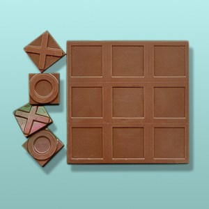 CHOCOLATE GAME and HOBBY FAVORS