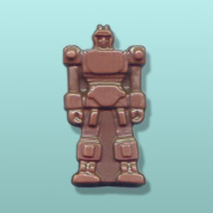 CHOCOLATE TOY ROBOT FAVORS