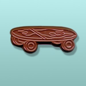 CHOCOLATE SKATE BOARD FAVORS