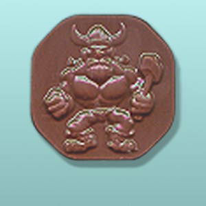 CHOCOLATE MASCOT FAVORS