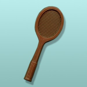CHOCOLATE TENNIS FAVORS