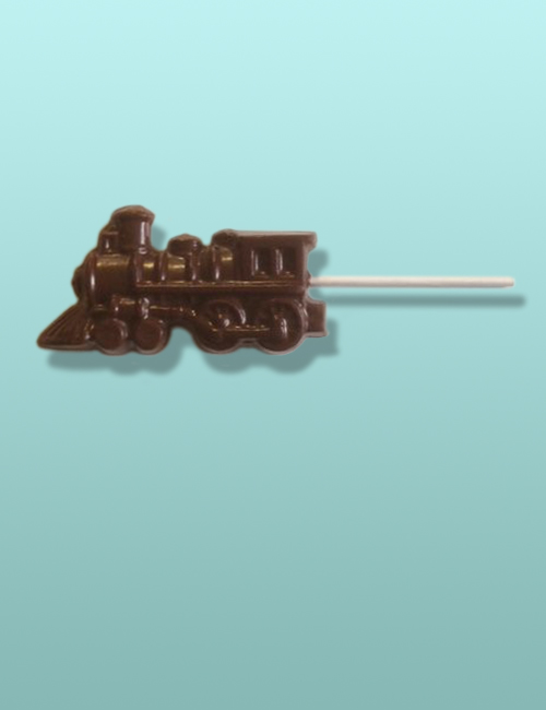 Chocolate Train Engine Lolly Favor