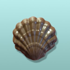 Chocolate Clam Shell Medium Favor
