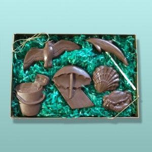 Chocolate Beach and Shore Assortment
