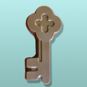 Chocolate Skeleton Key Favor I