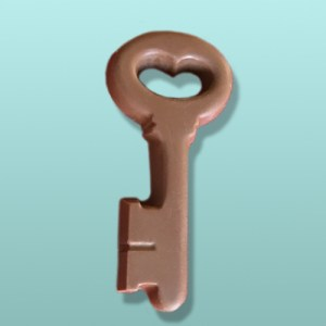 Chocolate Skeleton Key Favor II