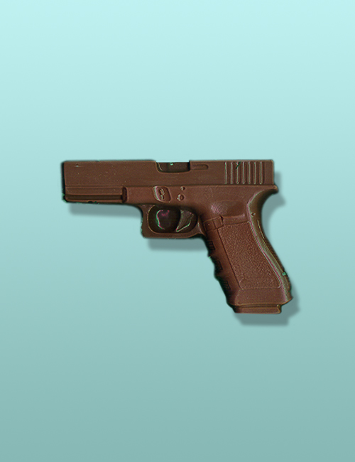 Chocolate Vault: Chocolate Guns