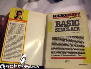 Rafael Prades libro Microbasic