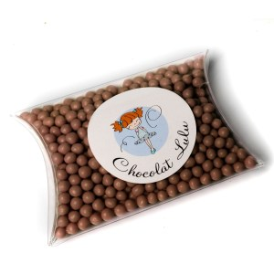 Perles crispy – chocolat au lait