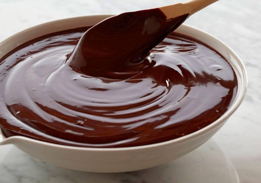 Klasszikus csokoládé máz recept